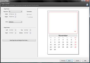 Editing Photos in Zoner Photo Studio: Making Calendars in Zoner Photo ...