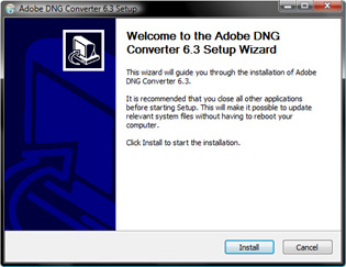 window: Setup Wizard